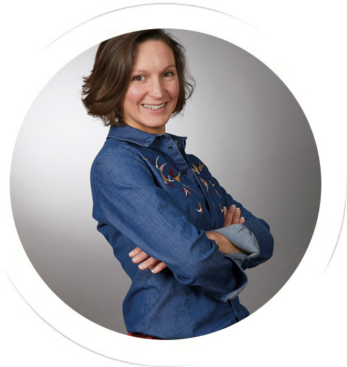 Caroline Potisek, dirigeante de l'agence Volumes, l'immobilier autrement dans les Flandres - Caroline Potisek, les secteurs d'intervention de l'agence Volumes : Cassel, Steenvoorde, Hazebrouck, Saint-Omer